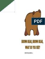 Brown Bear Story