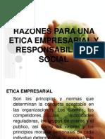 razonesparaunaeticaempresarialyresponsabilidadsocial-131025125550-phpapp01