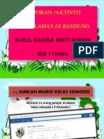 Laporan Dan Aktiviti Di Bandung - Nasiha