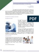 Sociedades mercantiles y su estructura