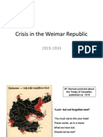 ppt - interwar weimar republic