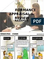 Performance Appraisal & Review