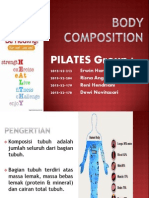 Body Composition-pilates Group