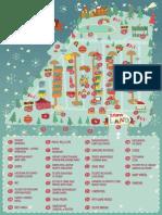 Snow Land Map