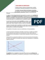 EQUILIBRIO DE MERCADO - macroeconomia.docx