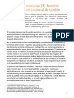 El cambio educativo (3) factores macro y micro y potencial de cambio.pdf