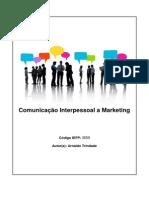 3559 - Comunicação Interpessoal e Marketing