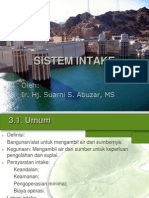 Sistem Intake