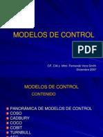 1 Modelos de Control interno