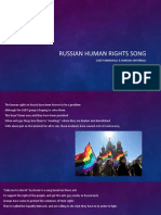 russian human rights song pptx