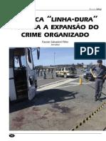 Revista Adusp 2006 - Política Linha-dura Acelera Expansão Do Crime Organizado