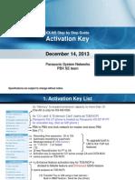 Activation Key 2013-1214
