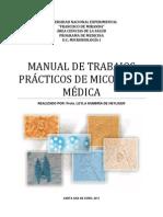 MANUAL DE TRABAJOS PRÁCTICOS DE MICOLOGÍA MÉDICA