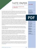 Inter Provider White Paper