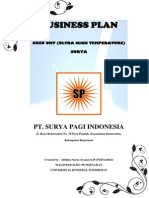 Business Plan Susu UHT