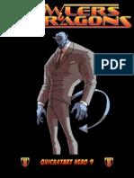 Prowlers & Paragons Quickstart Hero 9 (6500081)