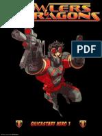 Prowlers & Paragons Quickstart Hero 1 (6500081)