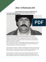 23 Noviembre 2013 Pablo Escobar