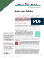 btj guidance bullying