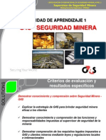 G4S.- Seguridad Minera