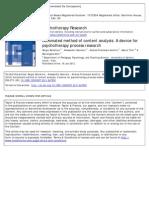 Metodo Automatizado Analisis Contenido Psicoterapia