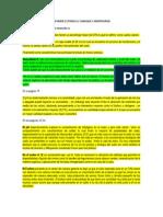 Informe Estudio El Canaque Comentarios