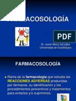 Farmacosología