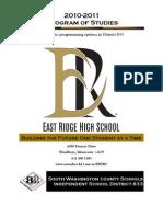 ERHS Program of Studies