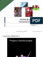 Akmen Flexible Budget
