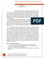 Laporan Praktikum - Pengenalan Multispec Dan ER Mapper