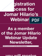 UPDATED Webinar Registration Process Jomarhilario