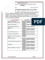 students align naeyc standards with course work cd 201 autosaved