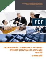 SGS_Syllabus Interpretacion y sFormacion de Auditores Internos de La Norma ISO 9001 2008_24horas