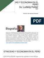 Etnicidad y Economia en El Perú Ponencia
