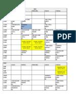 horarios ad2014