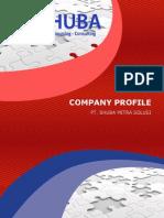 Company Profile - PT. Shuba Mitra Solusi