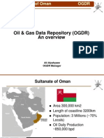 Oman Oil Gas Data Repository
