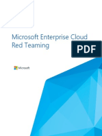 Microsoft Enterprise Cloud Red Teaming