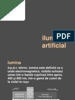 Iluminat Artificial 1