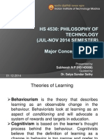 Phylosophy of Education