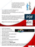 NDT Training ,NDT Training Institute in Vijayawada,Non Destructive Testing Training