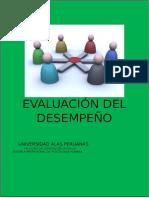 Monografia Terminada de Evaluación de Desempeño