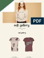 Soft Gallery Aw14 Woman Lookbook 6.2.14
