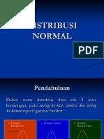Distribusi Normal
