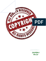 Copyright and Trademark by Poornima.s