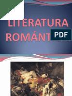Literatura romantica