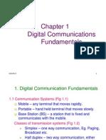 Digital Communication Fundamentals
