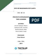 Informe Theo Jhansen