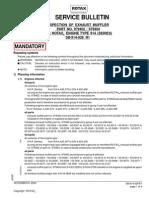 d03387 Rotax 914f3 Service Bulletin