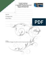 Formulir Pendaftaran Partisipasi Angklung